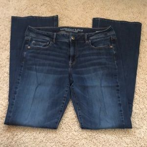 American Eagle Boot Cut Jeans EXTRA LONG